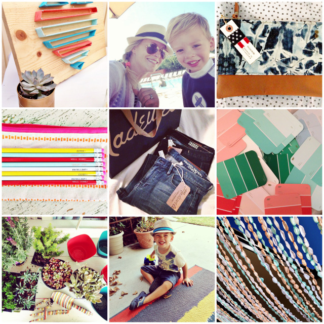 insta-lovely wrap-up on ohlovelyday.com
