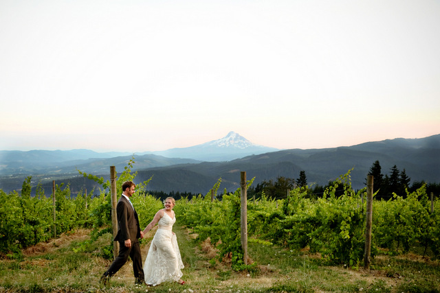 Rustic Vineyard Wedding | Melissa McClure Photograph on Oh Lovely Day