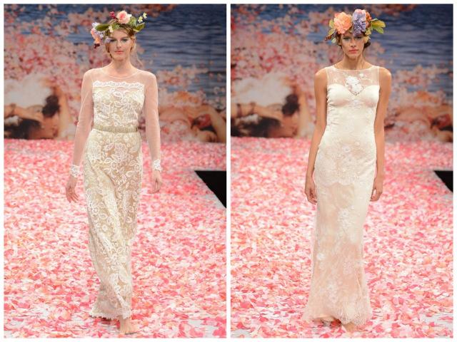 Claire Pettibone Bridal Collection Fall 2014