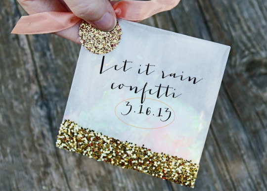 10 Favorite Glitter and Sparkle DIYs on Oh Lovely Day