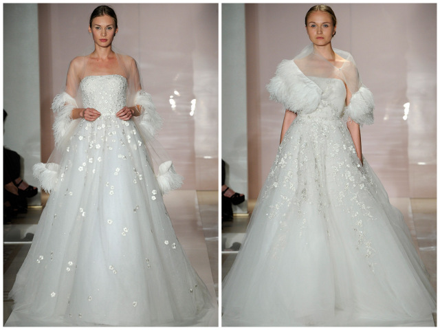 Reem Acra Bridal Collection