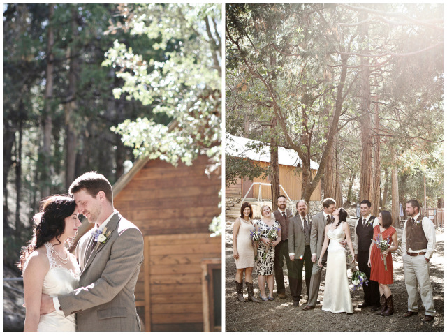 Summer Camp Wedding | Jennifer Roper Photography