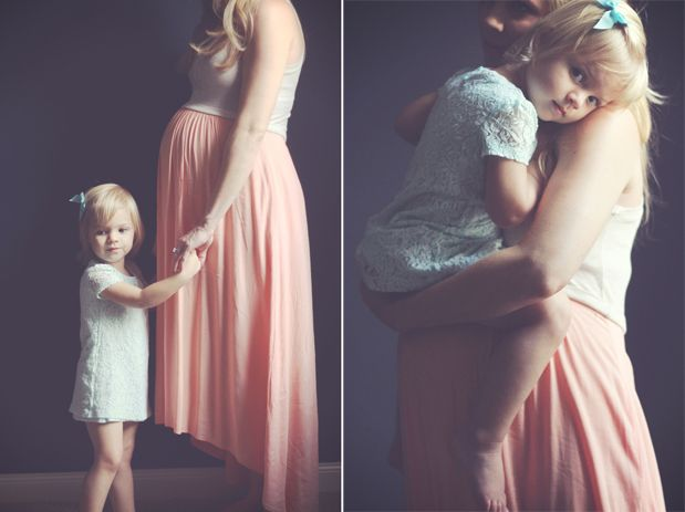 Beautiful Maternity Shoot Inspiration | Oh Lovely Day