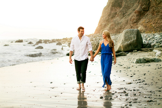 Dreamy So Cal Engagement | CHARD photographer | Oh Lovely Day
