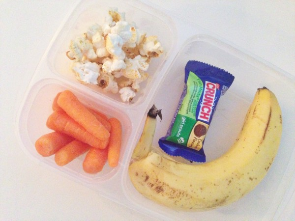 snack packing tips