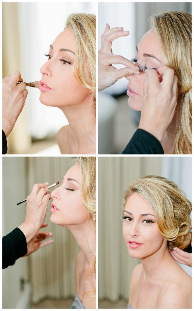 Vintage Beauty Tutorial | Photos by Cassandra Photo; Hair & Styling by Maritza Buelvas; Makeup by Brenda Arelano
