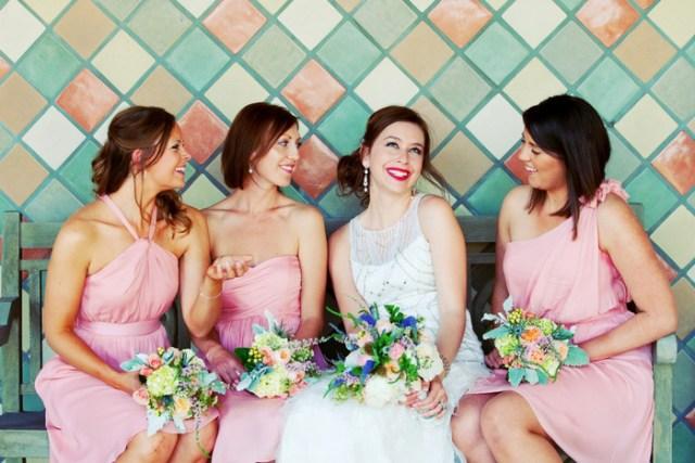 Art Deco DIY Tucson Wedding