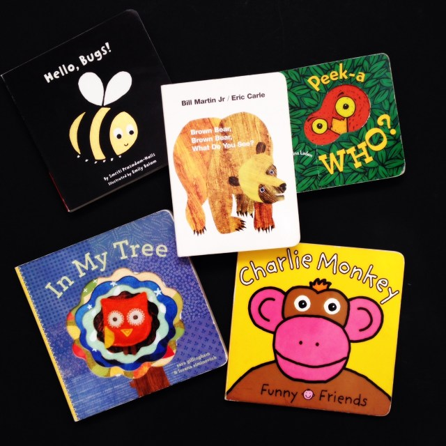 Five Favorite Board Books For Babies | Oh Lovely Day