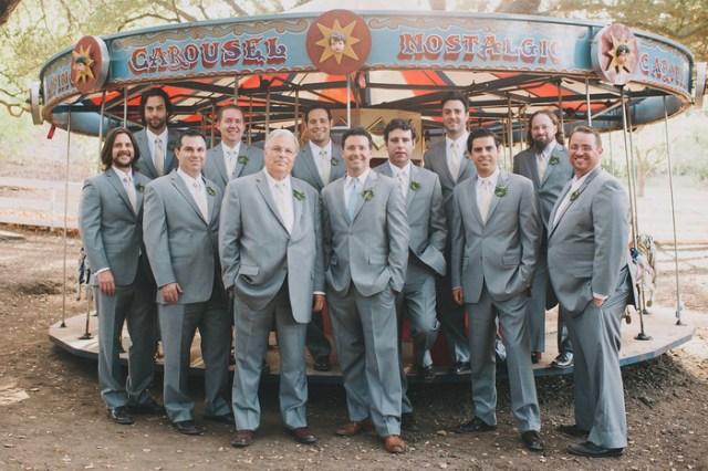 Rustic and Elegant Malibu Wedding at Saddlerock Ranch | Heidi Ryder on Oh Lovely Day