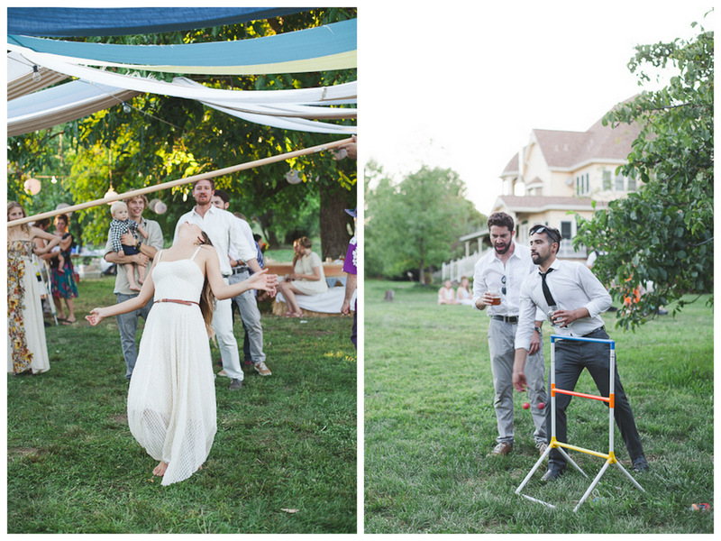 Superbe ... Summer Backyard BBQ Wedding | Juliet Ashley Photography On Oh Lovely  Day ...