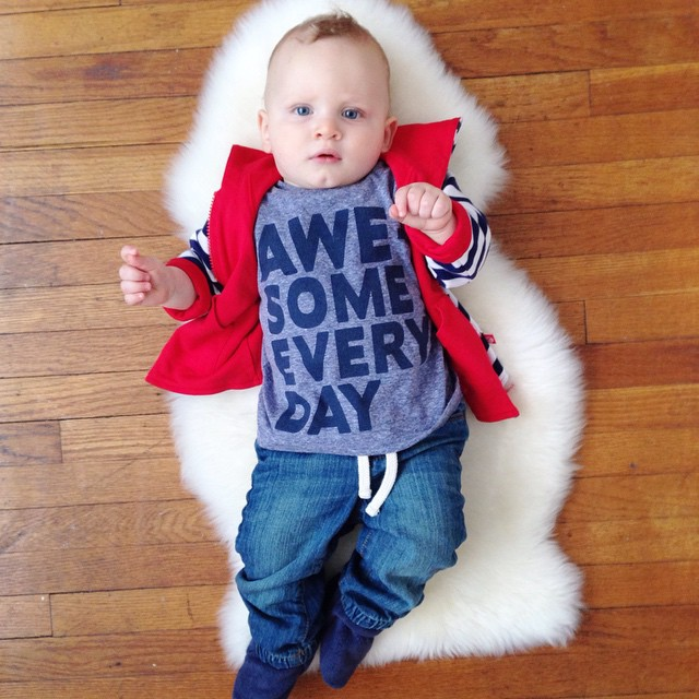 52 Weeks of Calvin | #calvinsweekbyweek on Oh Lovely Day