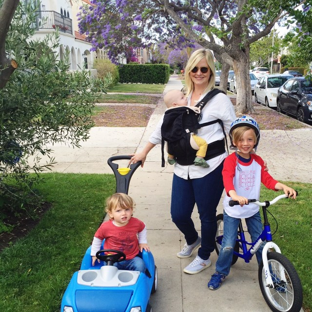 Thoughts on our first weeks as a family of 5 | Oh Lovely Day