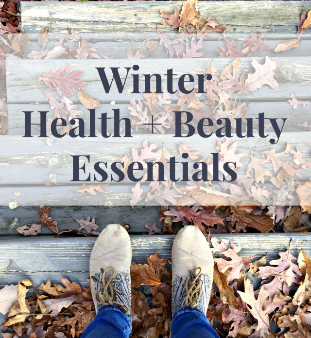 Health and Beauty Essentials to Help you Survive Winter's Worst: static electricity, dry chapped skin, illnesses, and more