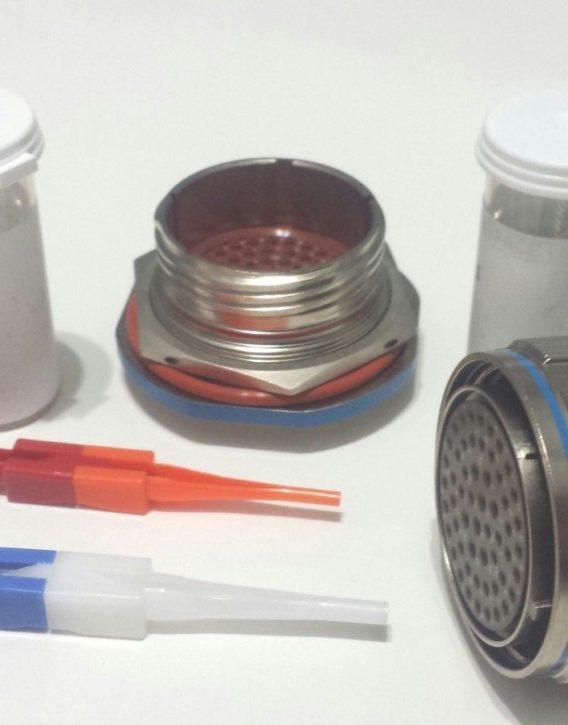 Spec Connectors Mil Circular