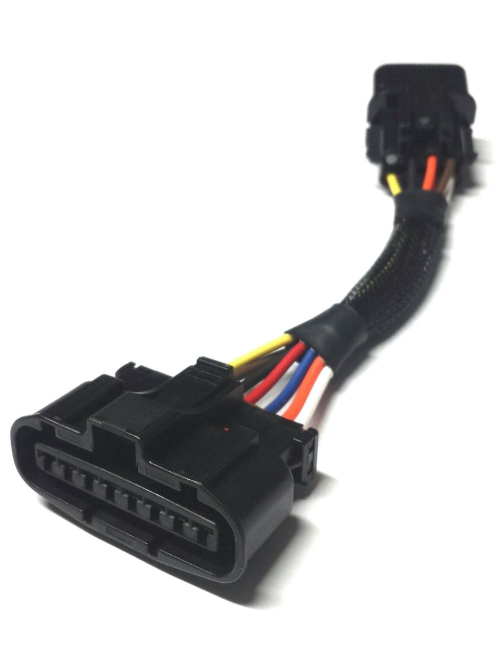 medium resolution of mass air flow sensor adapter 90 94 1g vr4