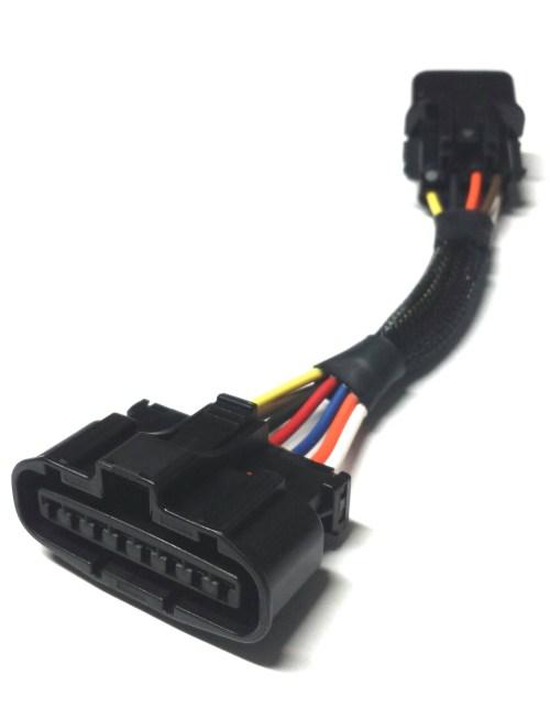 small resolution of mass air flow sensor adapter 90 94 1g vr4