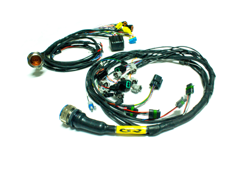 small resolution of 1g stage 3 tucked harness with injectors smart coils