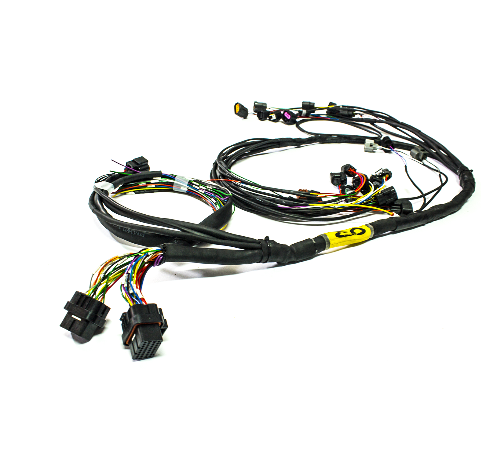 Evo X Tucked Mil Spec Harness Mt Ohm Racing