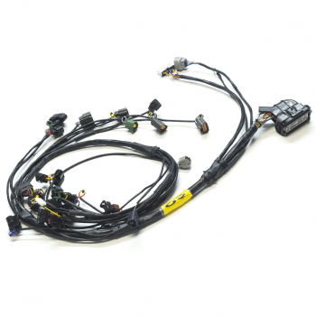"EVO 8-9 Plug & Play ""Tucked"" Mil-Spec Engine Harness (USDM"