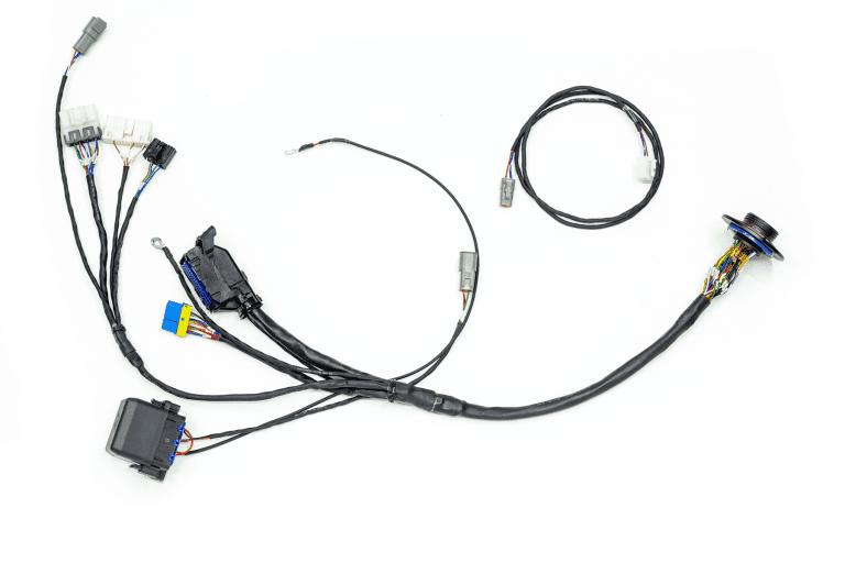 "Galant VR4 Plug & Play ""Tucked"" Mil-Spec Engine Harness"
