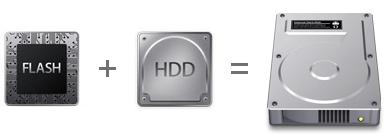 AMRS - How to setup Fusion Drive on Mac