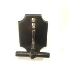 Kitchen Flush Mount Lighting Patio Kitchens Antique Cast Iron Manual Door Bell