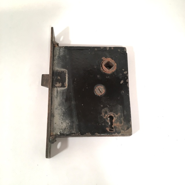 eastlake victorian mortise lock