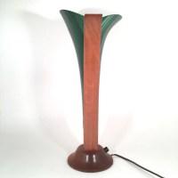 Art Nouveau Tulip Table Lamp