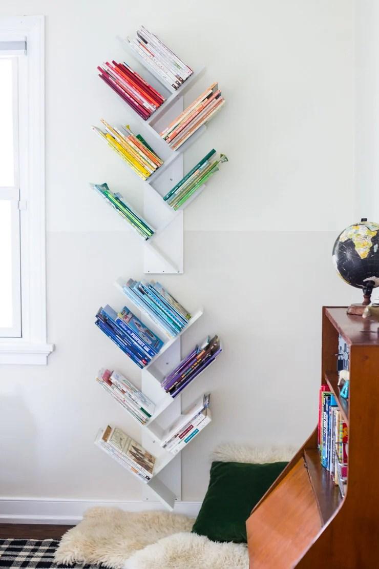 creative diy bookshelf ideas