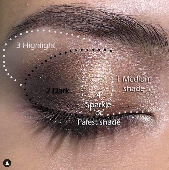 pretty eye makeup looks