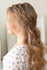 pretty summer hairstyles long