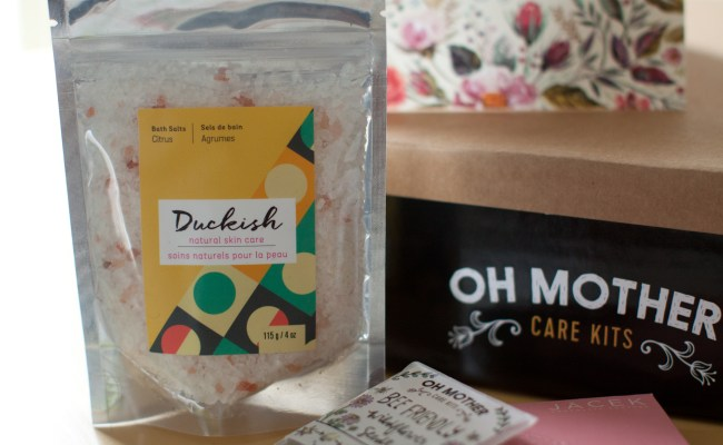 Oh Mother Care Kit Single Box Great Gift For New Moms