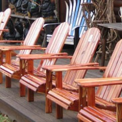 Adirondack Chairs Recycled Materials Cheap Seat Cushions For Outdoor Furniture | Owls Head Rustics