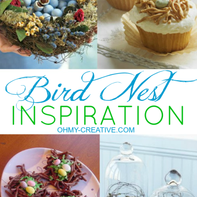 Bird Nests – Springtime Inspiration