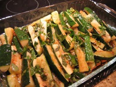 Summer Zucchini Recipes  |  OHMY-CREATIVE.COM