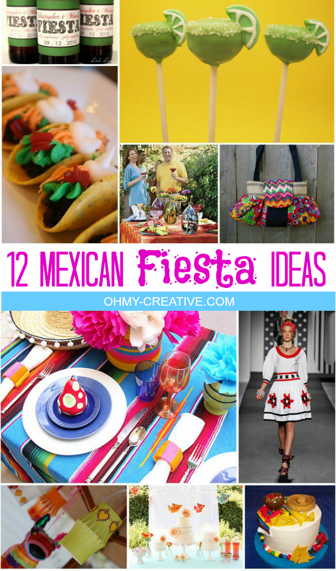 Mexican Fiesta Style All Summer Long