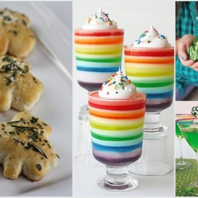 My St. Patrick's Day Inspiration From Pinterest