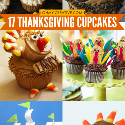 17 Thanksgiving Cupcakes