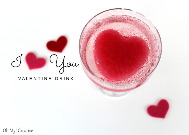 Valentine's Day Drink