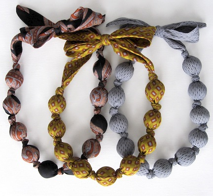 http://alethaisraels.blogspot.com/2011/02/upcycled-tie-necklace-tutorial.html