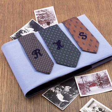Decorate a Photo Album with Neckties