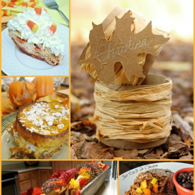 25 Fall Entertaining Ideas
