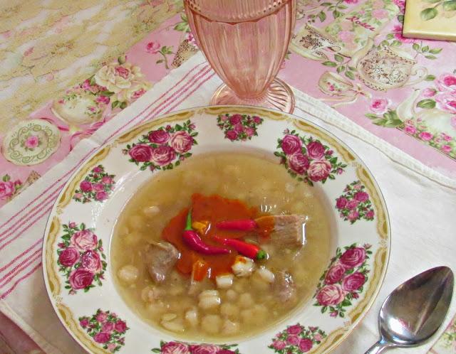 Posole...Soup of the Southwest