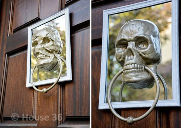 Halloween Door Knocker Craft