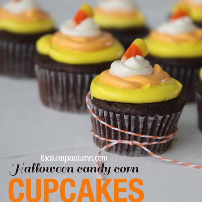 halloween-candy-corn-cupcakes-easy-treat-DIY