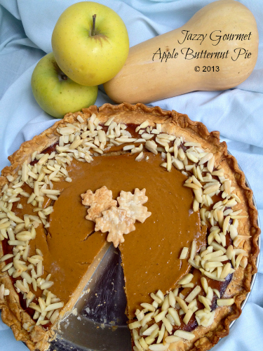 Apple-Butternut-Pie