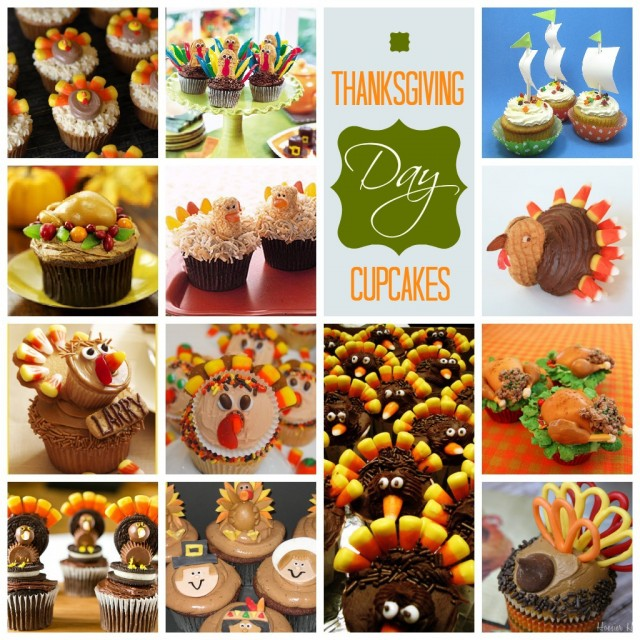 Thanksgiving-Cupcakes | OhMy-Creative.com