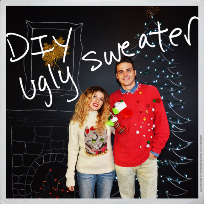 Ugly Christmas Party Sweaters: 50 Ugly Christmas Sweater Party Ideas