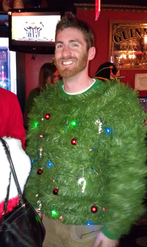 50 ugly christmas sweater party ideas oh my creative ugly christmas sweater solutioingenieria Images