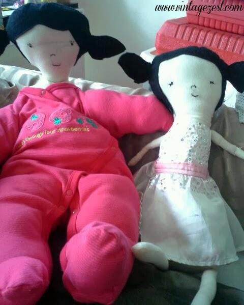 Handmade Girls Dolls